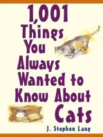 1,001 Things You Always Wanted To Know About Cats