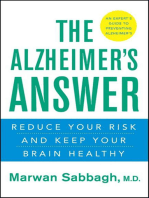 The Alzheimer's Answer