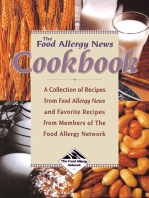The Food Allergy News Cookbook
