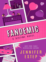 Fandemic (Bigtime superhero series #5)