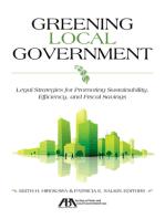 Greening Local Government