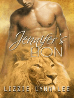 Jennifer's Lion (Lions of the Serengeti, #1)