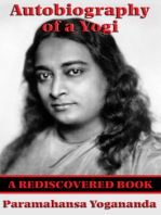 Autobiography of a Yogi (Rediscovered Books)