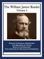 The William James Reader Volume I