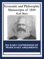 Economic and Philosophic Manuscripts of 1844