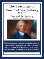 The Teachings of Emanuel Swedenborg Vol. II