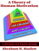 A Theory of Human Motivation (Rediscovered Books): With linked Table of Contents