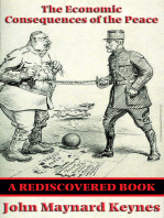 The Economic Consequences of the Peace (Rediscovered Books)