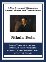 A New System of Alternating Current Motors and Transformers