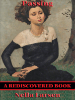 Passing (Rediscovered Books)