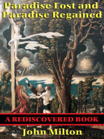 Paradise Lost and Paradise Regained (Rediscovered Books)
