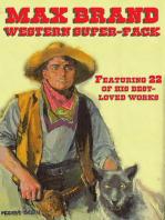 Max Brand Western Super-Pack