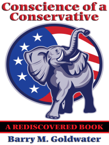 Conscience of a Conservative (Rediscovered Books): With linked Table of Contents