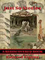 Just So Stories (Rediscovered Books)