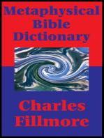 Metaphysical Bible Dictionary (Impact Books)