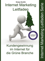 Internet Marketing Grüne Branche