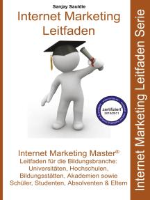Internet Marketing Master: Leitfaden für die Bildungsbranche