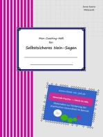 Mein Coaching-Heft für selbstsicheres Nein-Sagen