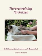 Tierarzttraining für Katzen
