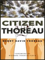 Citizen Thoreau