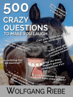 500 Crazy Questions to Make You Laugh