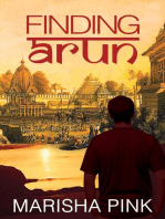 Finding Arun (Living Lies Literary Fiction Series, #1)