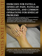 Exercises for Patella (Kneecap) Pain, Patellar Tendinitis, and Common Operations for Kneecap Problems