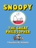 Snoopy the Great Philosopher