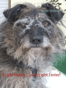 Es gibt Hunde....und es gibt Terrier!: Ein amüsantes Büchlein über das Zusammenleben mit einem liebenswerten Terriermischling