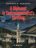 A Diplomat in Environmentalist's Clothing