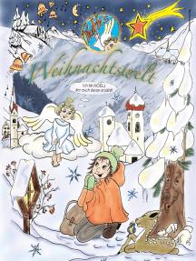 Netti's Weihnachtswelt: Ich bin NOELI, der euch davon erzählt