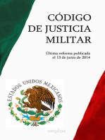 Código de Justicia Militar