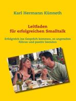 Leitfaden für erfolgreichen Smalltalk