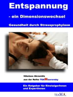 Entspannung als Dimensionswechsel