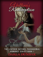 Valtina's Redemption (The Leather Satchel Paranormal Romance Series, #1)
