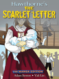scarlet letter the manga edition