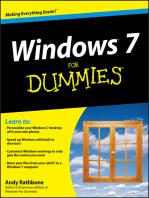 Windows 7 For Dummies