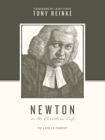 Newton on the Christian Life