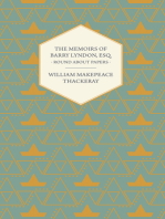 The Memoirs of Barry Lyndon, Esq.- Round about Papers