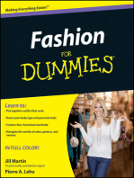 Fashion For Dummies