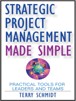 Strategic Project Management Made Simple
