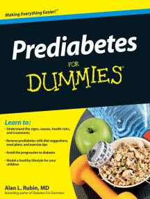 Prediabetes For Dummies