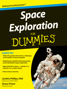 Space Exploration For Dummies<sup>®</sup>