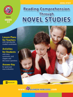 Reading Comprehension Through Novel Studies
