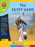 The Egypt Game (Novel Study)