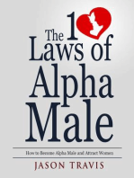 The 10 Law of Alpha Male