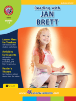 Reading with Jan Brett (Author Study)