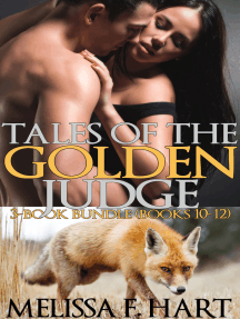 Tales of the Golden Judge: 3-Book Bundle - Books 10-12
