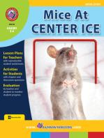 Mice At Center Ice (Novel Study)