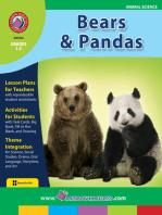Bears and Pandas